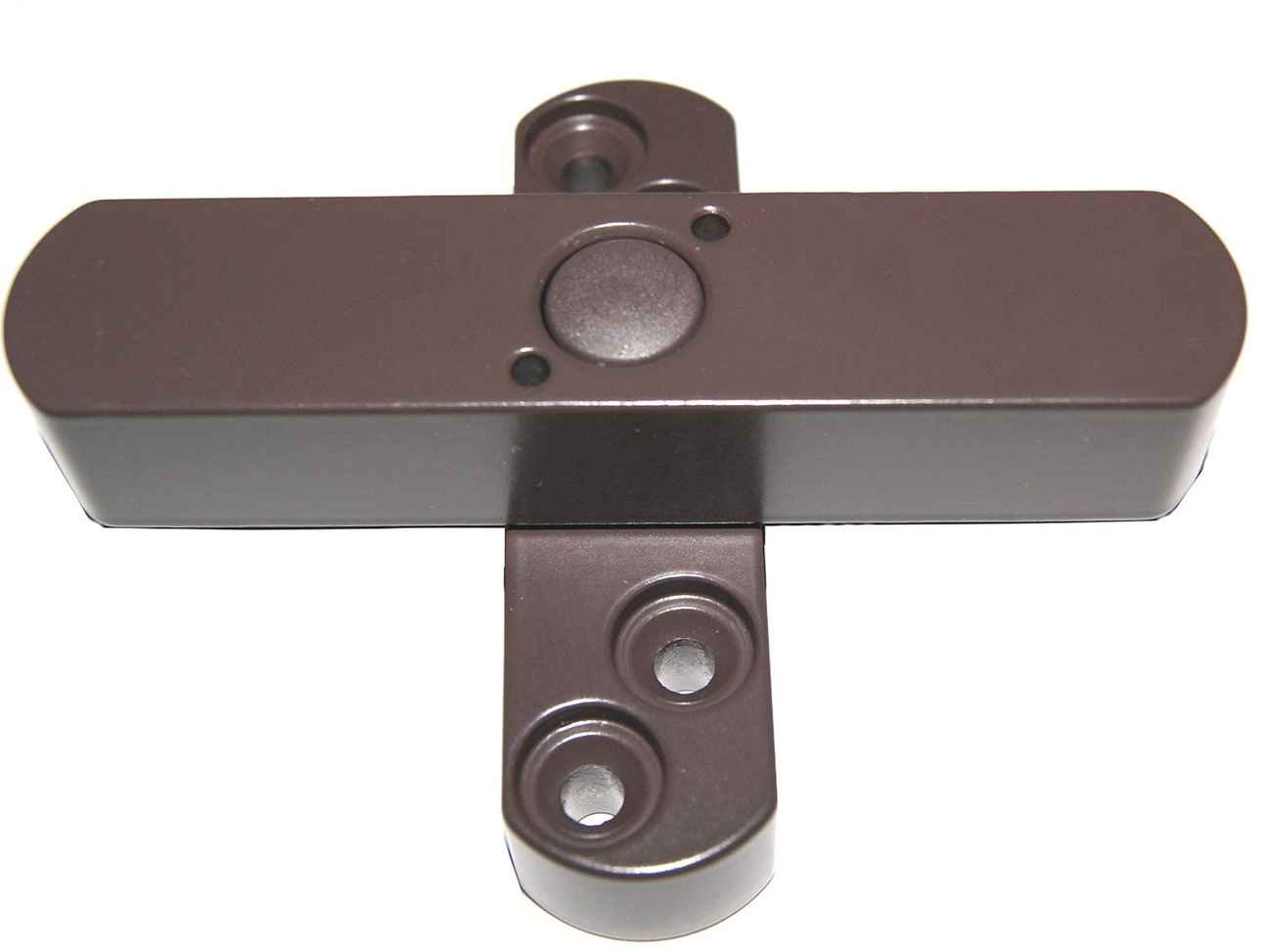 Bever Fenstersicherung Stuco-Safe 21SB für Fenster mit 2 Flügeln - braun – Bild 1