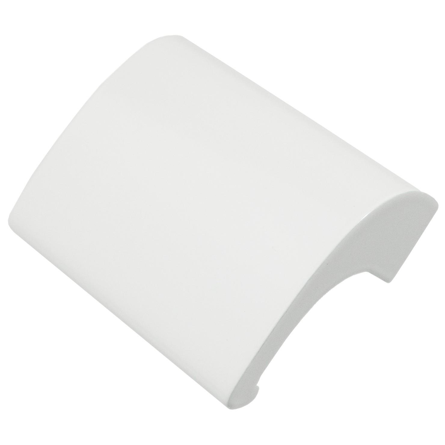 RAL 8017 Farbe braun Aluminium FH-Stabil Balkont/ürgriff Balkongriff Ziehgriff Terrassent/ürgriff Deluxe