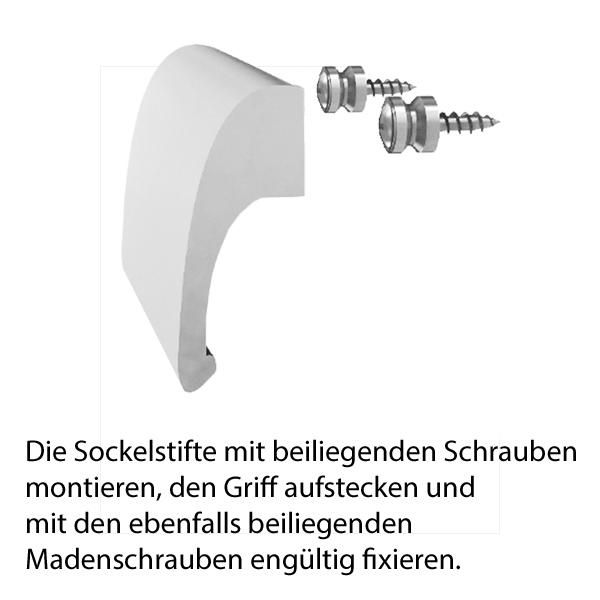 FH-'Stabil' Balkontürgriff Deluxe – Bild 14