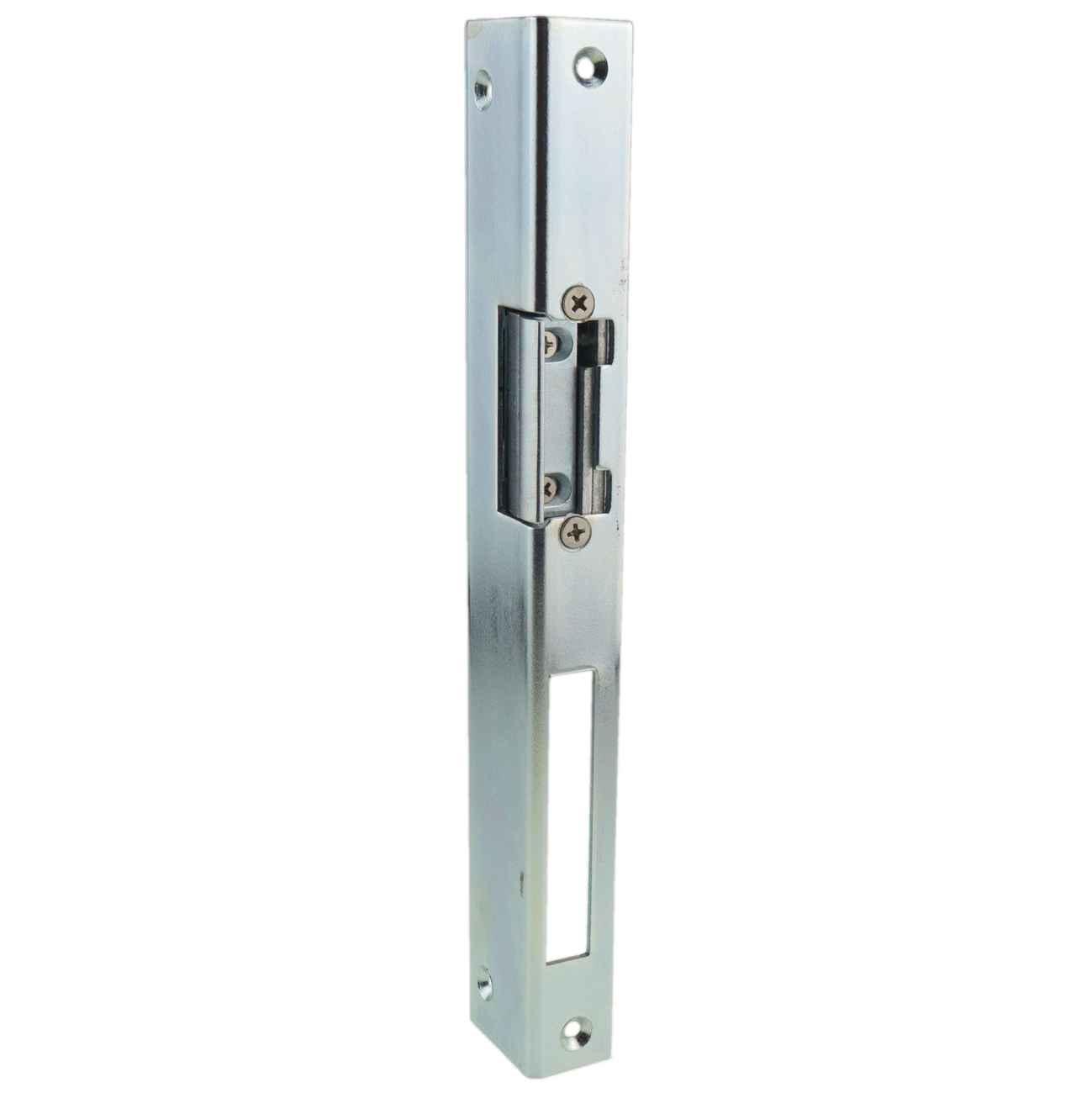 Elektrischer Türöffner Peso 351 R mit Winkelblech Rechts, 6 - 12 Volt – Bild 1