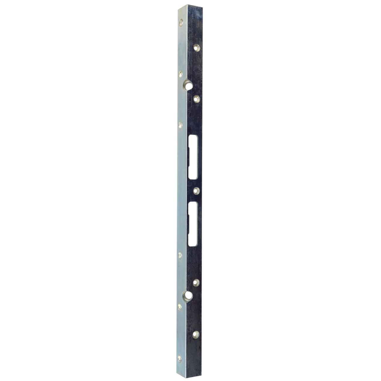 Sicherheits-Schließblech 500x25x25 mm lang mit Eckverstärkung – Bild 1