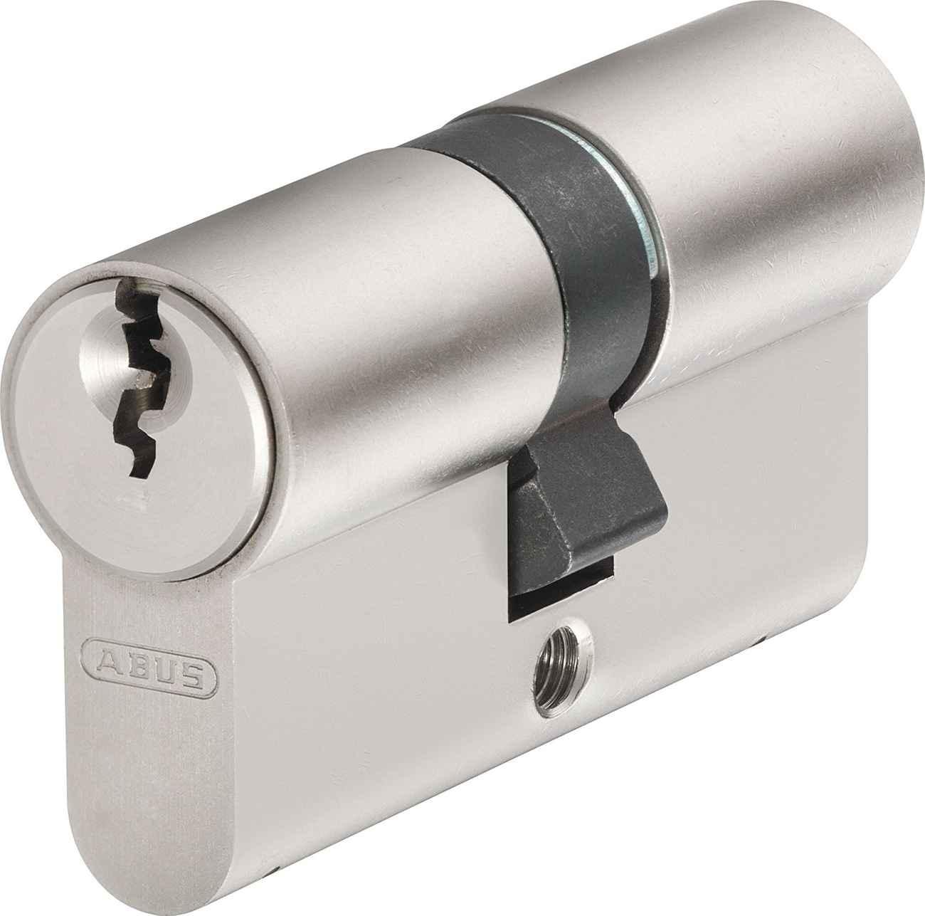 Abus Profilzylinder D6X 40/50 mm, 5 Schlüssel, Codekarte